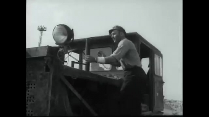 1961г Огни братства. О строительстве Литовской ГРЭС