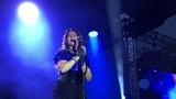 Jenny Berggren from Ace Of Base - Dont Turn Around + speech (live in Minsk 262018)