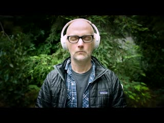 NEW ALBUM FROM MOBY. EXCLUSIVELY ON CALM.