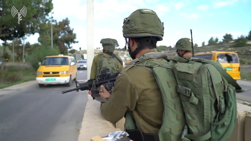 Forces continue searching for Ofra attack terrorists