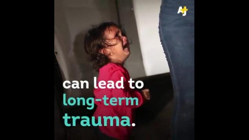 Les Dommages dues aux politiques d'abus des enfants de Trump, expliqués