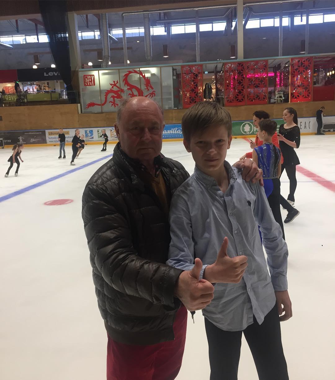 Группа Мишина - СДЮСШОР «Звёздный лёд» (Санкт-Петербург) - Страница 24 G7Wa3sxYzKc