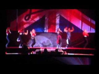 Little Mix SALUTE (NEON LIGHTS TOUR) Anaheim