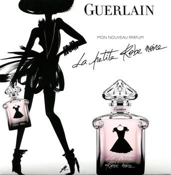 la petite robe noire couture guerlain