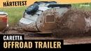 Offroad Anhänger im Härtetest Was kann der Camping Trailer im Gelände