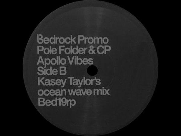 Pole Folder CP – Apollo Vibes (Kasey Taylor's Ocean Wave Mix)