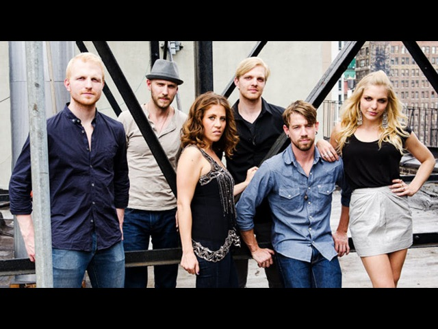 Delta Rae Covers Fleetwood Mac's The Chain LIVE