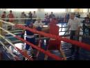 Бокс Урюпинск 2017 Артем Орец- Полуфинал