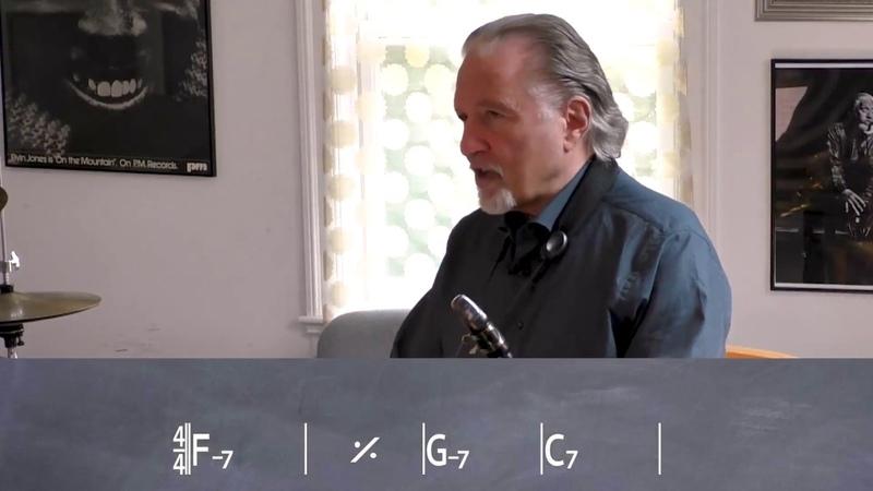 Jerry Bergonzi - Improvising With Triad Pairs 1