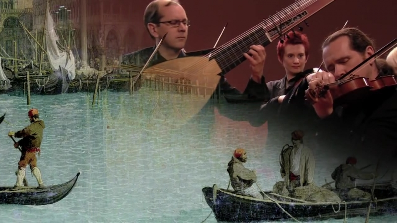 Tafelmusik Baroque Orchestra – Vivaldi Largo from Concerto for Lute in D Major