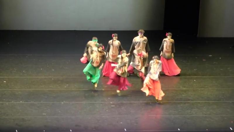 29.07.2018 Mariinsky, The Little Humpbacked Horse Конёк-горбунок, Gypsy dance Цыганский танец