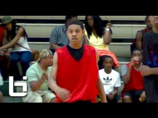 5'7 Tyler Ulis is Chicago's best Point Guard: from DePaul's Team Camp