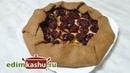 Фруктово ягодные открытые пироги Галеты Вкусные и Сочные Два рецепта