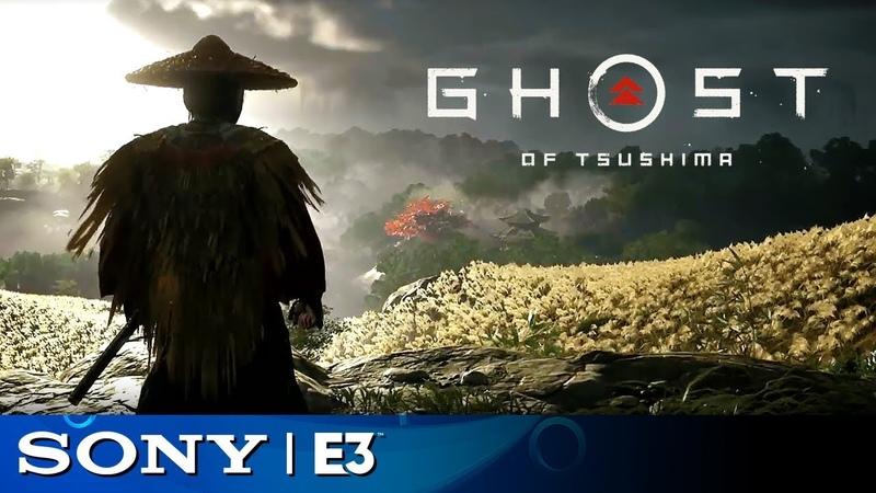 Ghost of Tsushima c E3