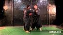Hibari kata Unjaku, Fudo Ryu Ten no Kata level, Fudo Ryu Dakentaijutsu Ninjutsu AKBAN