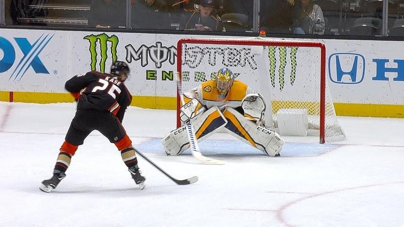 Predators Ducks settle it with a shootout