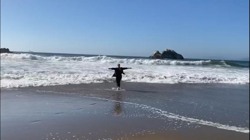 The Pacific Ocean San Francisco California October 13 14th