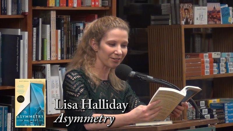 Lisa Halliday Asymmetry
