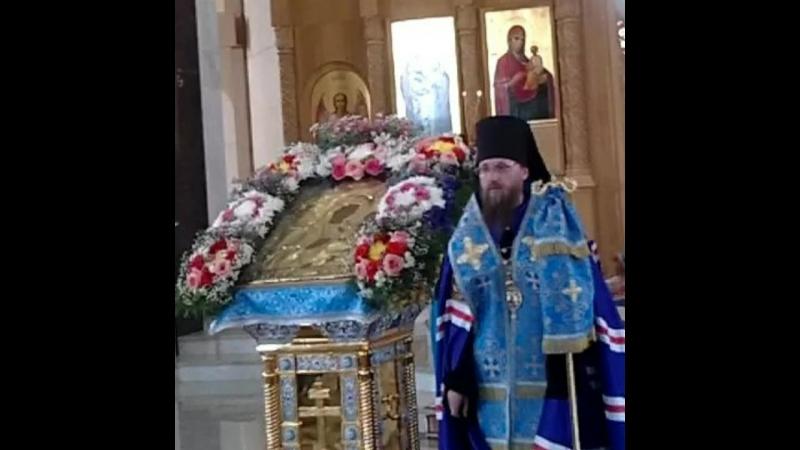 проповедь по радио 20 июля владыки Игнатия епископа Марпосадского