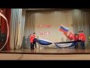 Закрытие смены За честь Отчизны - номера Скайфолл и танец с ложками