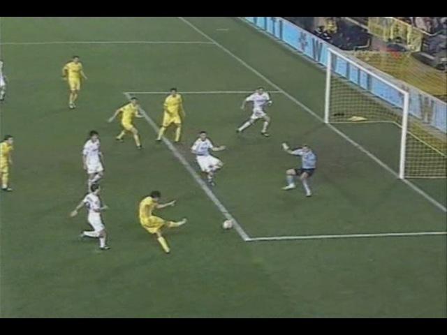 Вильярреал 2-1 Зенит 21.02.2008 Villarreal CF vs FC Zenit