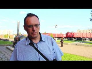 Журналисты немецкой телепередачи «Eisenbahn Romantik» посетили Уралвагонзавод