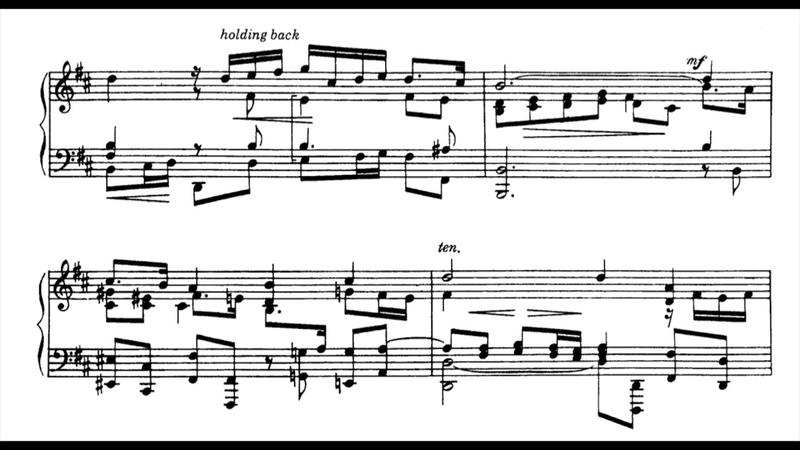 Bach/Wilhelm Kempff - Herzlich tut mich verlangen