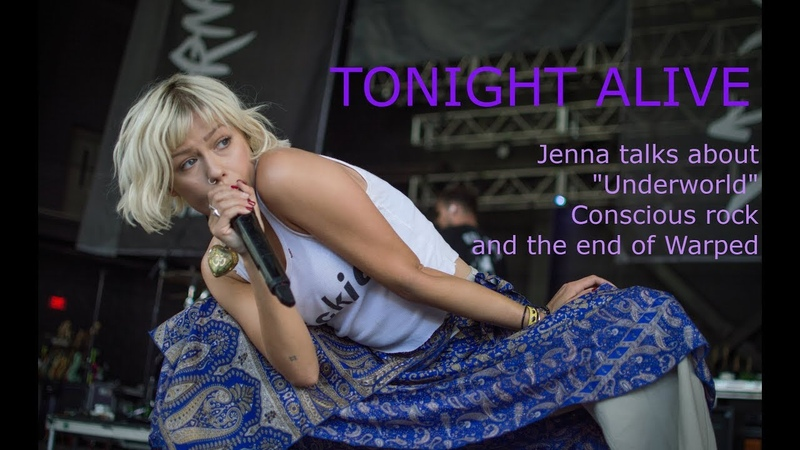 Tonight Alive, interview 3 at Warped Tour