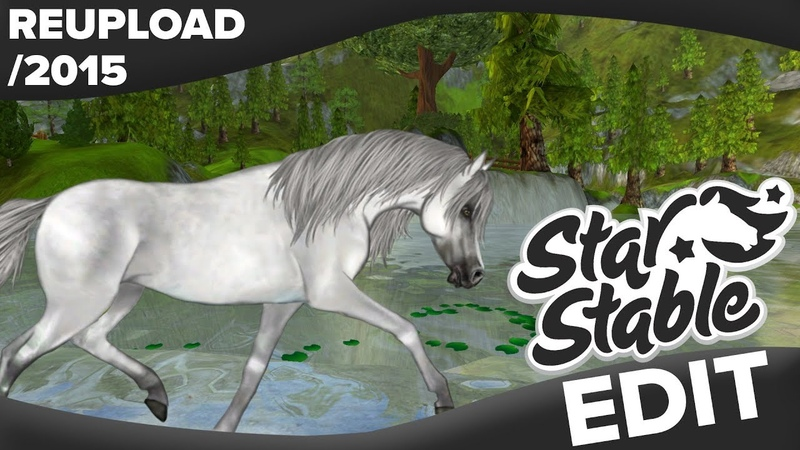 Arabian in Water | Star Stable Speed Edit ✍️ (Reupload 2015)