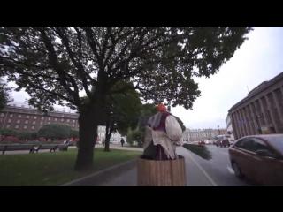 ПРАНК! Бабка на гироступе-3! ДТП в Питере