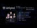DefspiralオフィシャルYouTubeにて「STARDUST」MVTTGR全曲試聴トレイラー公開中🕊 続きを読む