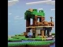 Лего майнкрафт тролль Стив обманул всех