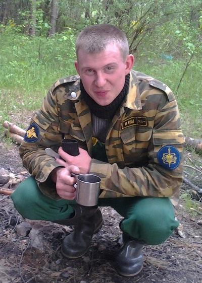 Андрей Симаков, 18 сентября 1987, Екатеринбург, id13356607