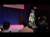 Anja Pavlova - Charleston - Hubba Hubba Revue 12 may 2014