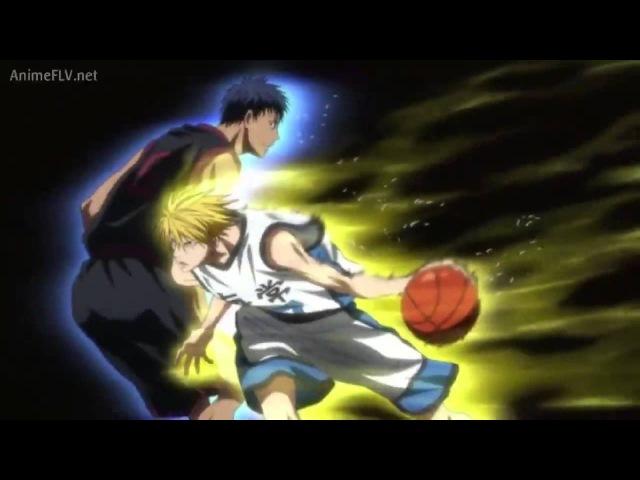 Anime Kuroko no Basuke AMV Аниме Баскетбол Куроко АМВ клип Музыка Kreddy