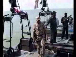 Iran _ Iranian Coast Guards Detained British Marines, 2007.