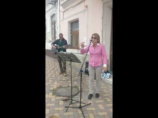 Александра Киселева и Коновалов Василий. Сердцебиение. Феодосия 2018