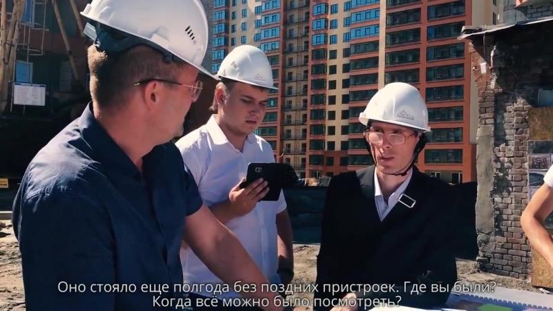 Данил Дегтярев и Андрей Комяков