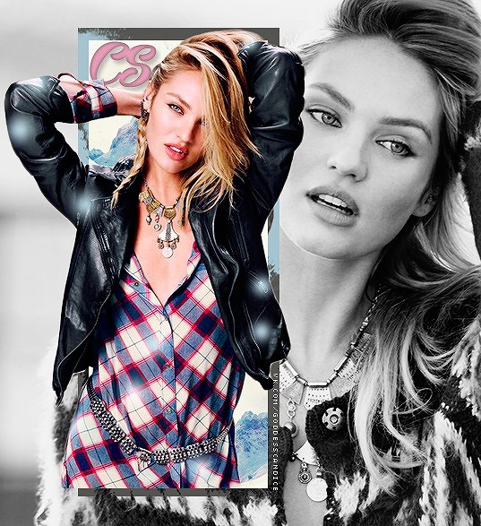 Candice Swanepoel/ქენდის სვეინპოლი - Page 18 _9mQHaWKLW4