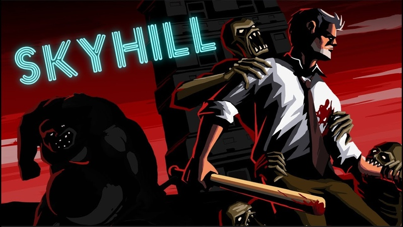Skyhill for PS4 Xbox One - Console Trailer