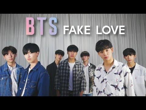 [창원TNS] 방탄소년단(BTS) - FAKE LOVE 안무(Dance Cover)