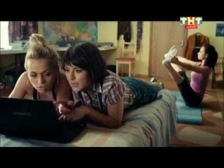 Смотреть и в компьютер фото девушек брюнеток с прямой челкой со спины