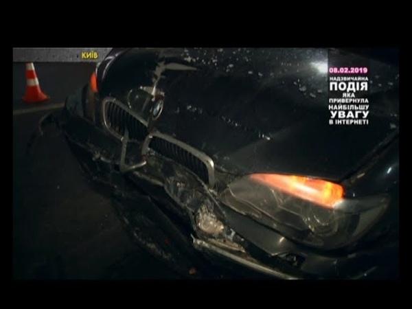 Кличко звільнив чиновника що влаштував п'яну ДТП у Києві