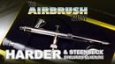 HARDER STEENBECK EVOLUTION SILVERLINE 2 IN 1 THE AIRBRUSH SHOW EP04