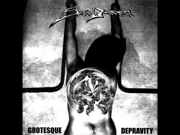 MetalRus.ru (Industrial / Death Metal). SOCIAL DEFORMITY — «Grotesque Depravity» (2001) [Full Album]