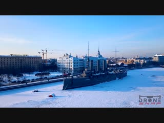 St. Petersburg, Russia _ Санкт-Петербург, Россия - by drone [4K]