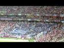 Россия - Греция. Приветствие на Евро 2012
