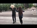 Девушка Красавица Из МГУ Танцует С Парнем В Москве 2019 ALISHKA Россия