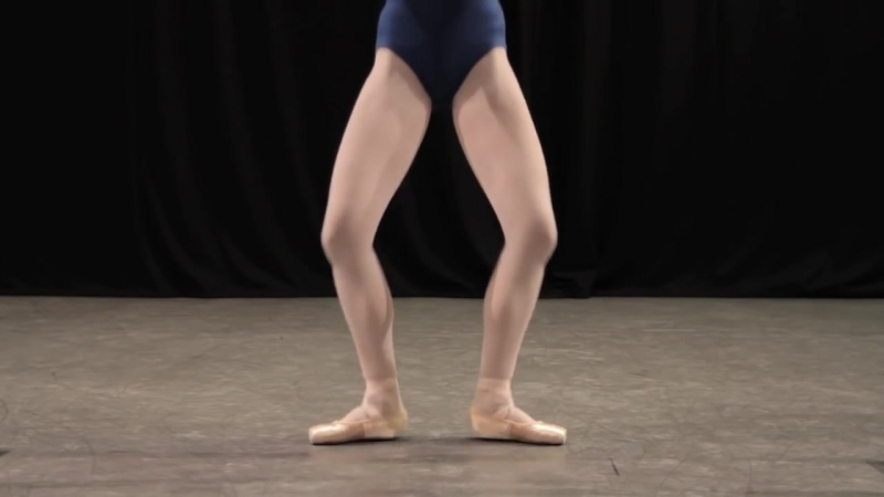 Insight- Ballet glossary - relevé