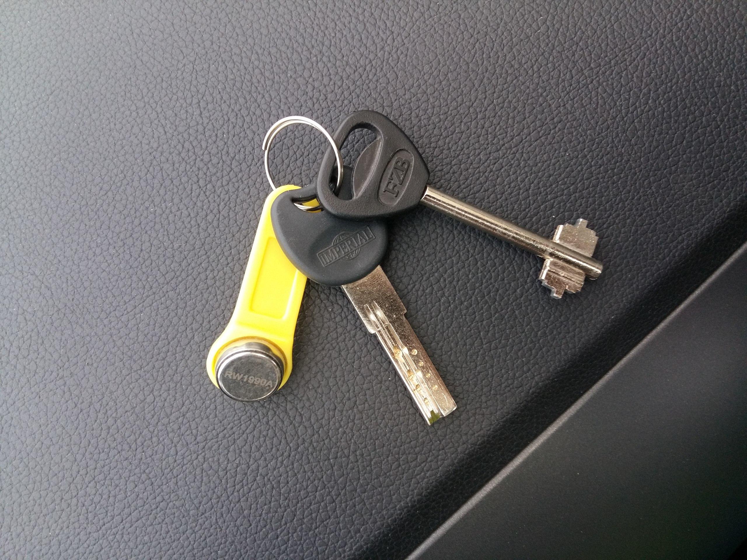 Как сделать ключ от двери самая простая инструкция 80